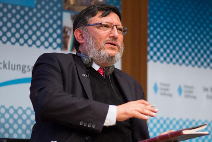 Shakti Sinha stellt die neugewonnene finanzielle Autonomie der indischen Bundesstaaten vor