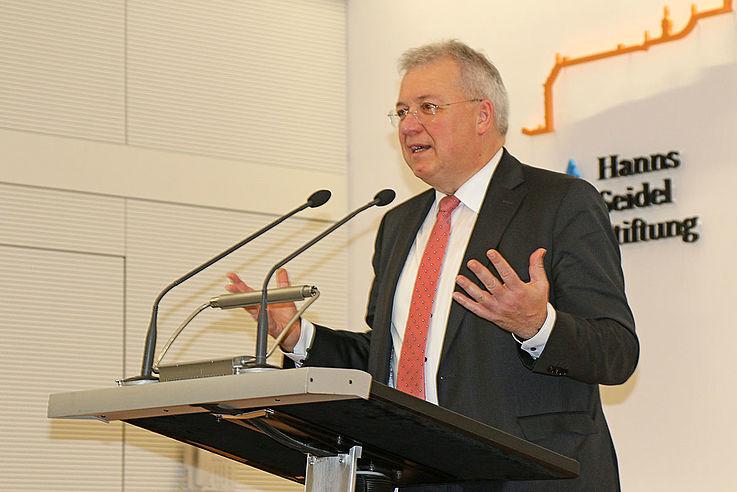 Markus Ferber (MdEP) berichtet aus dem EU-Parlament