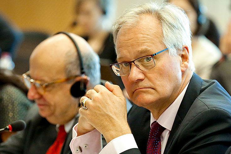 Christian Leffler, Stv. Generalsekretär des Europäischen Auswärtigen Dienstes