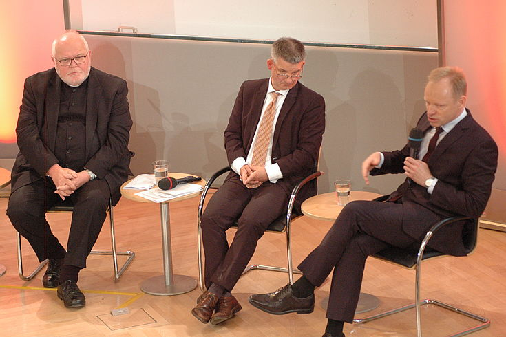 Expertenrunde zum generellen Ordnungsmodell für digitale Weltwirtschaft