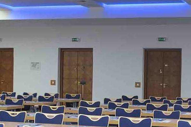 Das neue Lichtkonzept im Seminarraum 1