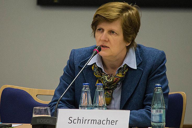 Christine Schirrmacher, Universität Bonn
