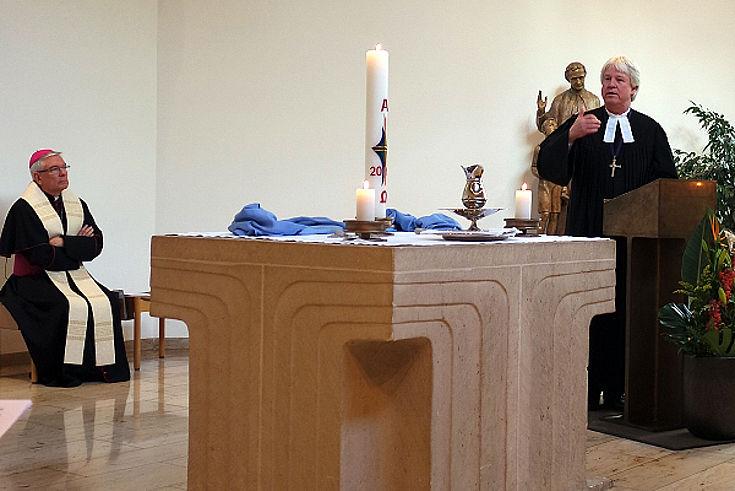 Festgottesdienst mit Karl-Hinrich Manzke und Thomas Löhr