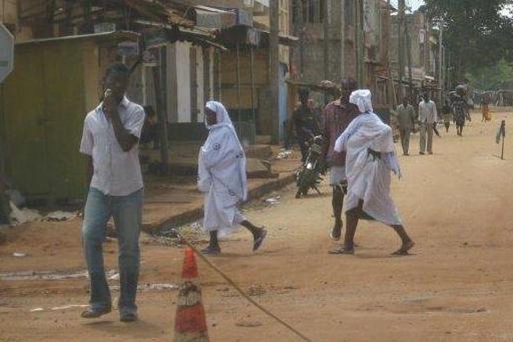 Junge Burkinabè sind besonders betroffen von der hohen Arbeitslosigkeit