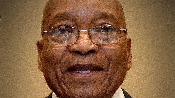 Der frühere südafrikanische Präsident Jacob Zuma