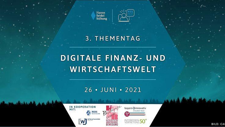Thementag Digitale Wirtschaft