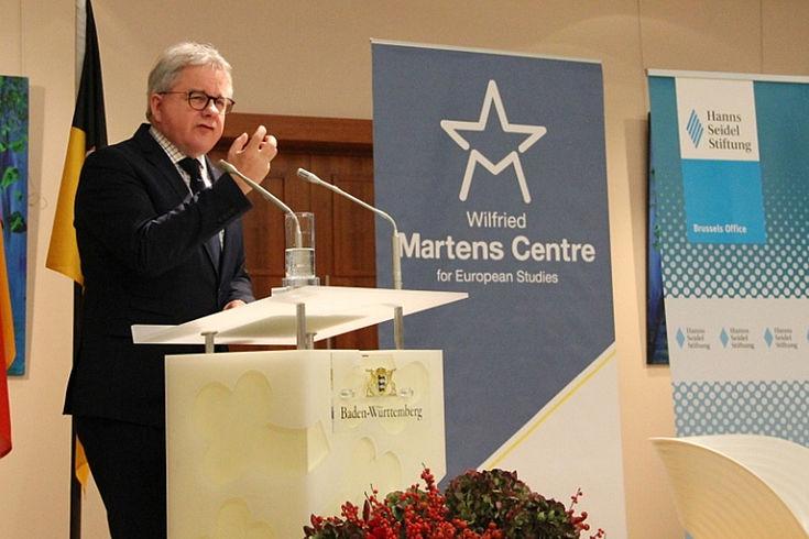 Baden-württembergischer Europa- und Justizminister Guido Wolf