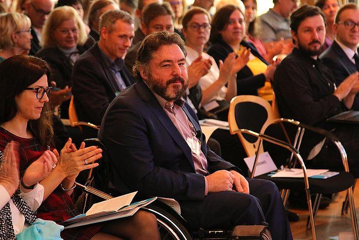 Holger Kiesel, Beauftragter für die Belange von Menschen mit Behinderung der Bayerischen Staatsregierung