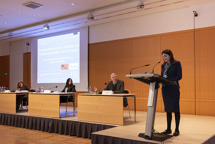 Dr. Susanne Schmid, Referatsleiterin Gesellschaftliche Entwicklung, Migration und Integration in der Akademie für Politik und Zeitgeschehen der Hanns-Seidel-Stiftung