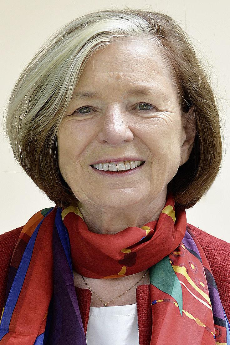 Prof. Ursula Männle, Staatsministerin a.D., Vorsitzende der Hanns-Seidel-Stiftung seit 2014