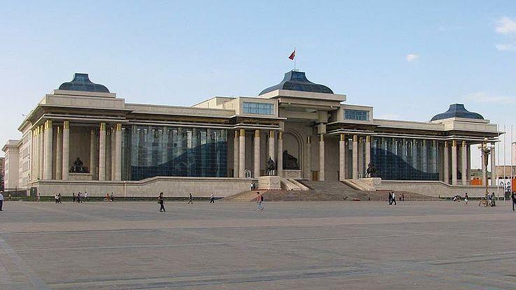 Obwohl die Mongolei reich an Bodenschätzen ist, muss das Land eine schwere Wirtschaftskrise bewältigen.