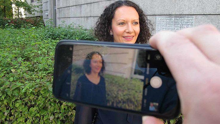 Imagetrailer mit dem Smartphone erstellen