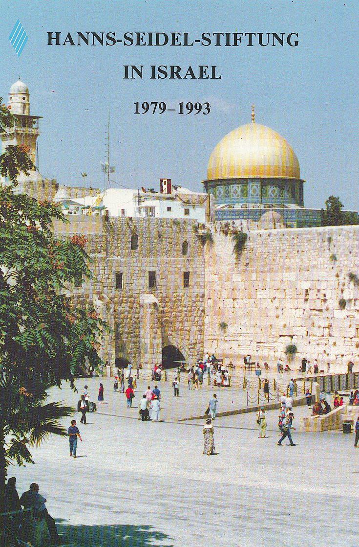 Informationsbroschüre über die Projektarbeit in Israel
