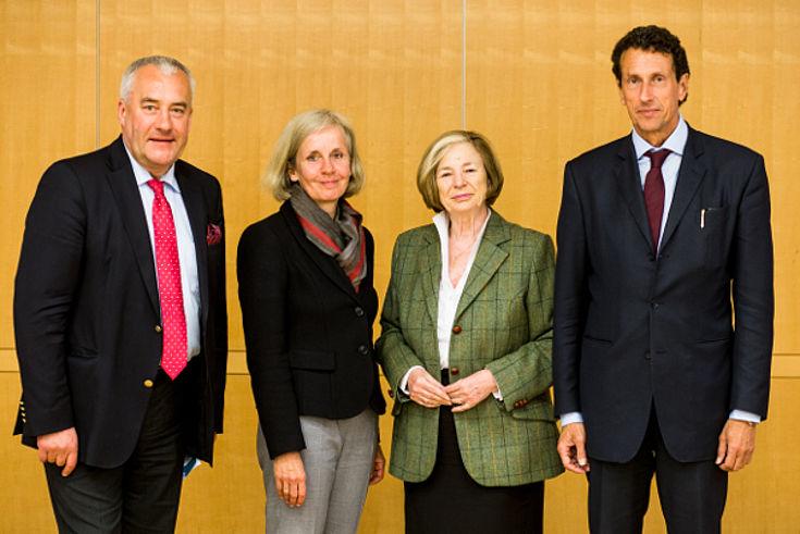 Ludwig Spaenle, Ursula Münch, Ursula Männle, Julian Nida-Rümelin