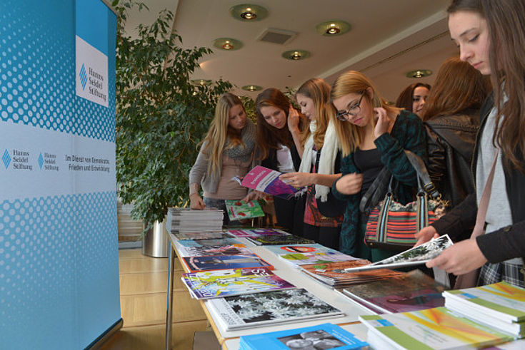 Die Raute 2016: Große Vielfalt an Schülerzeitungen