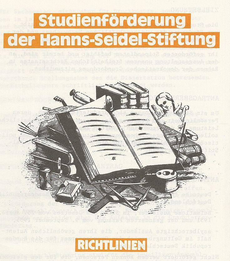 Richtlinien über die Vergabe von Graduiertenstipendien