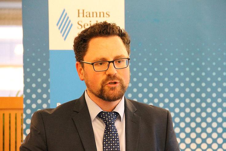 """Hopp: """"In der Grenzregion hat sich ein gemeinsamer Arbeitsmarkt entwickelt""""."""