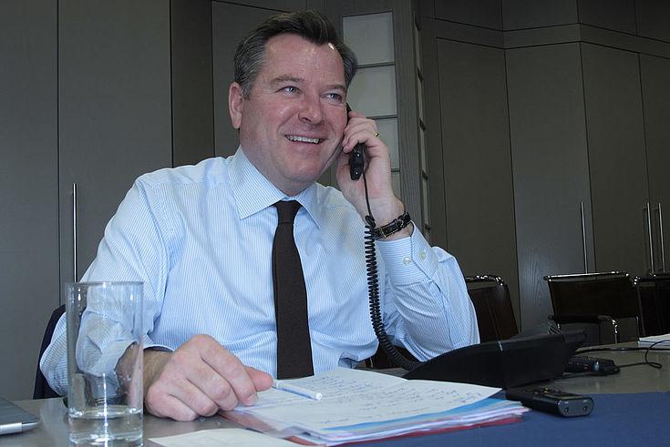 Der 47-jährige, gebürtige Münchner CSU-Politiker ist seit 2014 zweiter Bügermeister von München.