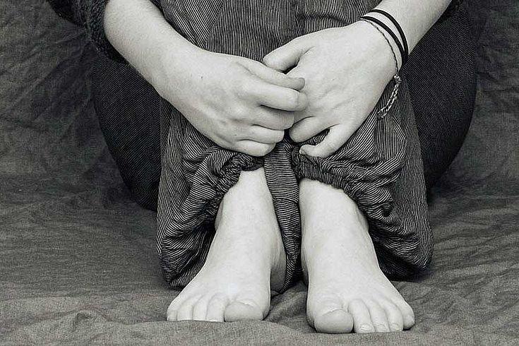Menschenhandel und Ausbeutung von Frauen und Kindern im