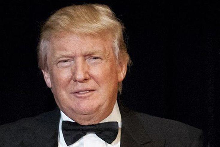 Will der Welt noch mehr einheizen: Donald Trump