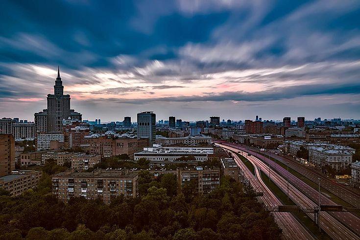 Beim Investitionsbedarf in der Metropolregion Moskau spielen Bildung, Innovationsfähigkeit und Infrastruktur eine große Rolle.