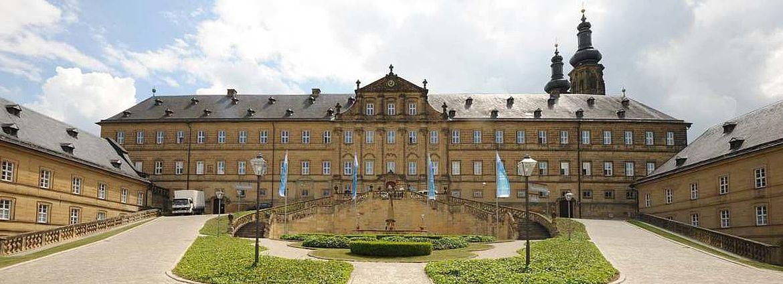 Das Bildungszentrum Kloster Banz