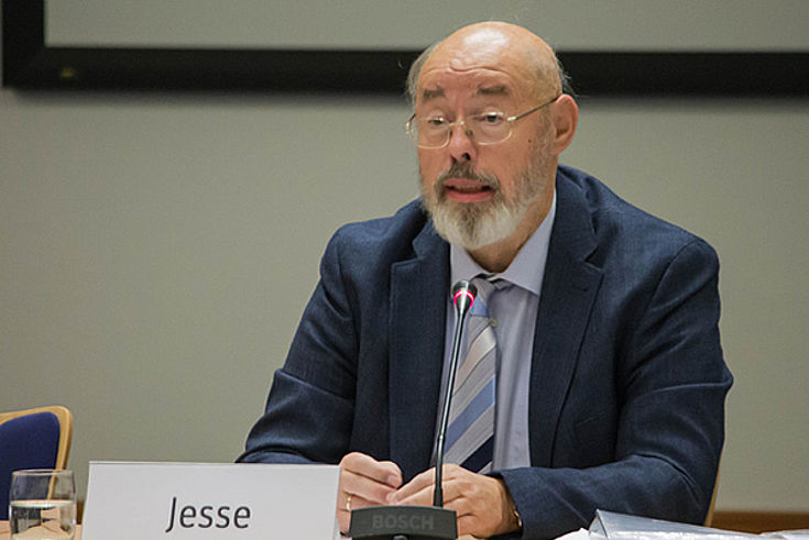 Eckhard Jesse, TU Chemnitz
