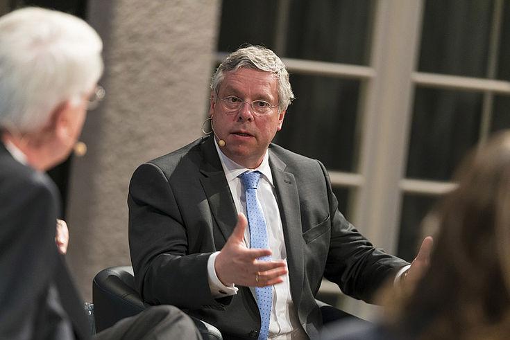 """Jürgen Hardt: """"einen Nerv getroffen"""""""