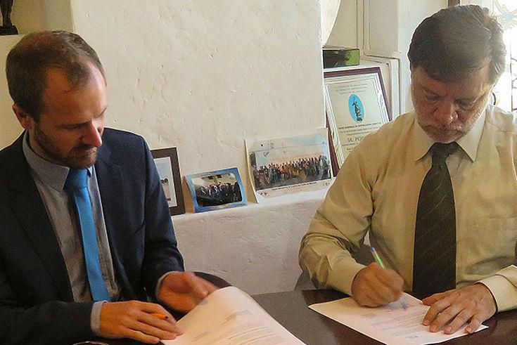 Im Fokus der Kooperation stehen die ecuadorianischen Stipendiaten der Hanns-Seidel-Stiftung