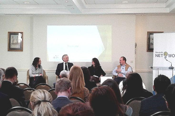 Panel der Politischen Akademie der Österreichischen Volkspartei zu Herausforderungen durch den demographischen Wandel