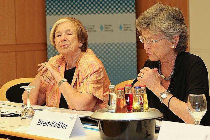 Regionalbischöfin Susanne Breit-Keßler sieht Herausforderungen als Chance