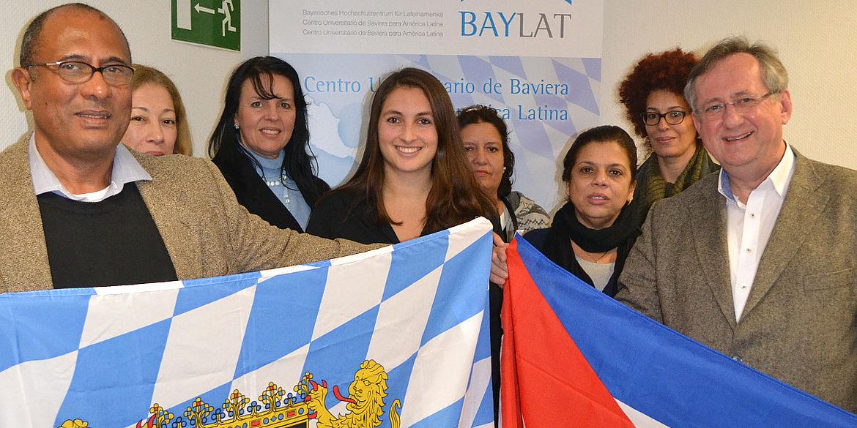 Im Bayerischen Hochschulzentrum für Lateinamerika (BAYLAT)