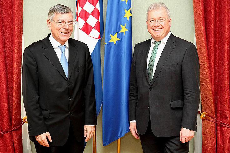 """""""Jugend war schon immer die treibende Kraft der europäischen Integration."""" (Markus Ferber, MdEP)"""