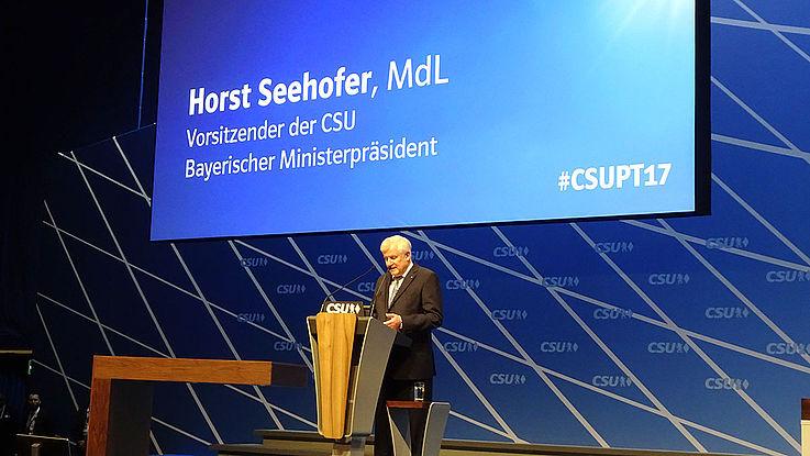 Rücktritt eines Bayerischen Ministerpräsidenten