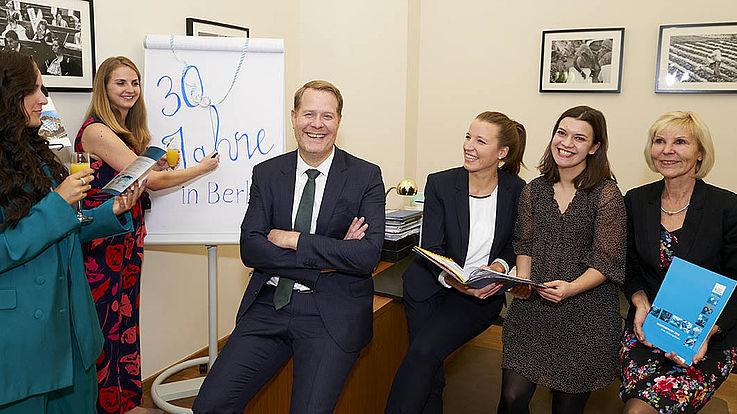 30 Jahre Hanns-Seidel-Stiftung in Berlin