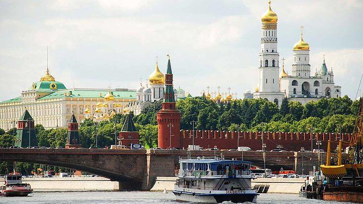 Dialog in Moskau