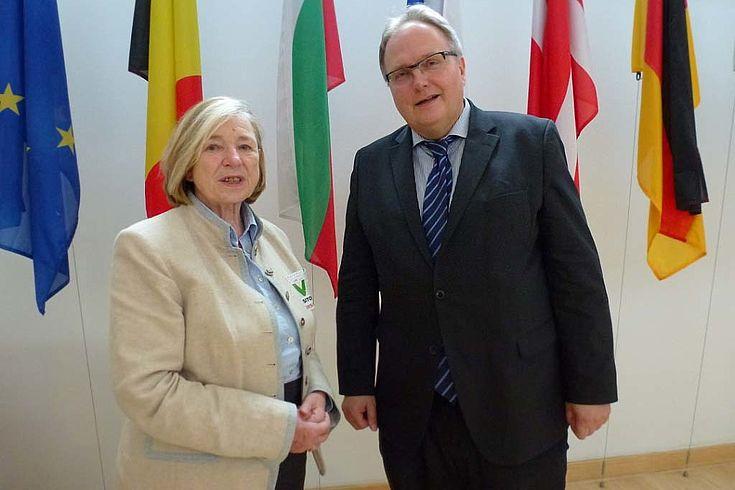 Was bedeutet Strukturförderung im zukünftigen Europa? Der Generalsekretär des Europäischen Ausschusses der Regionen Jiří Buriánek sprach von einer Weggabelung.