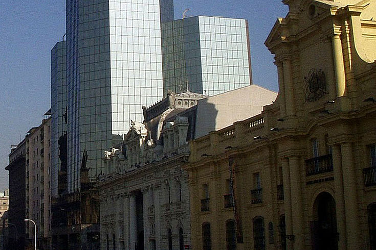 Viele Chilenen sind unzufrieden und wünschen sich Reformen