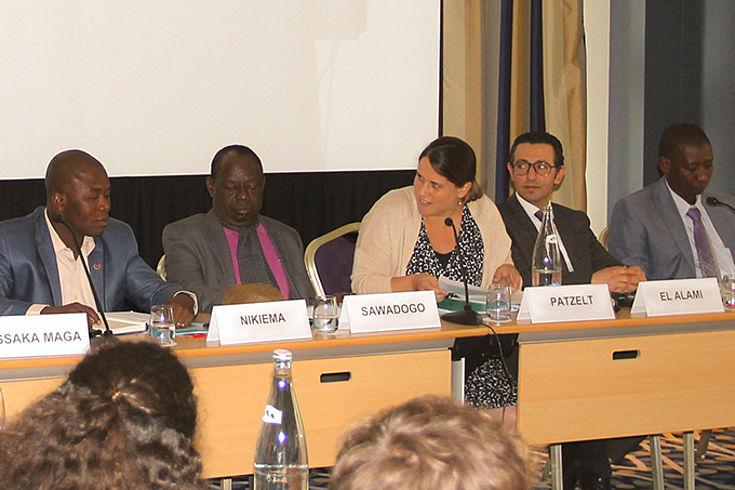 Engagierter Austausch über Migration, Schmuggel und terroristische Netzwerke