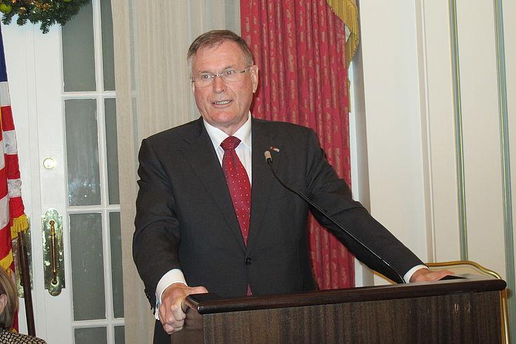 Bundestagsvizepräsident Johannes Singhammer