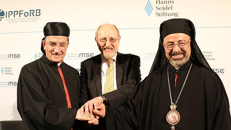 Religionsfreiheit: Ein Faktor für mehr Sicherheit