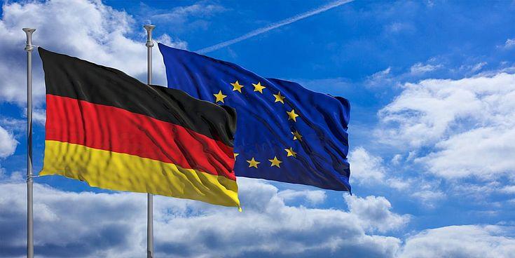 Durch die Pandemie wird die EU-Ratspräsidentschaft Deutschlands komplizierter. Es fehlt an Corona-kompatiblen Räumlichkeiten und digitaler Ausstattung.