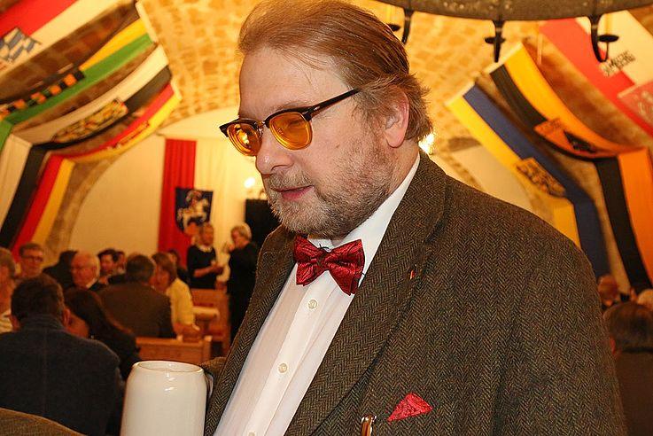 Journalist, Blogger und Multi-Media Experte Matthias Lange