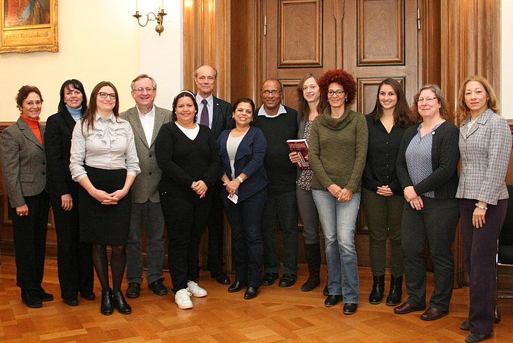 An der Friedrich-Alexander-Universität Erlangen-Nürnberg
