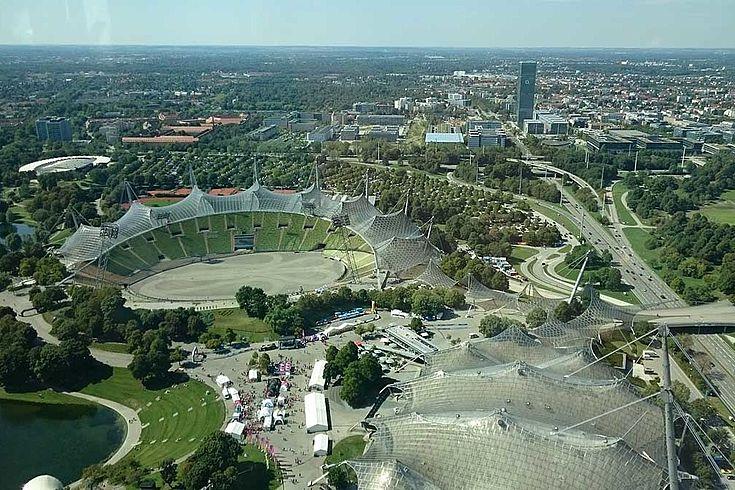 Münchner Olympiazentrum