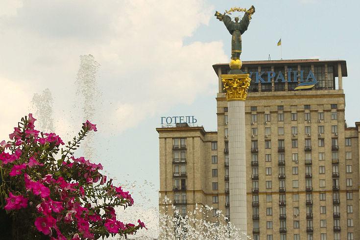 Die ukrainischen Wähler haben deutlich auf einen Neuanfang gesetzt