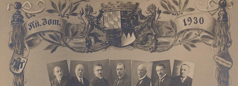 Landtagsfraktion der Bayerischen Volkspartei 1930