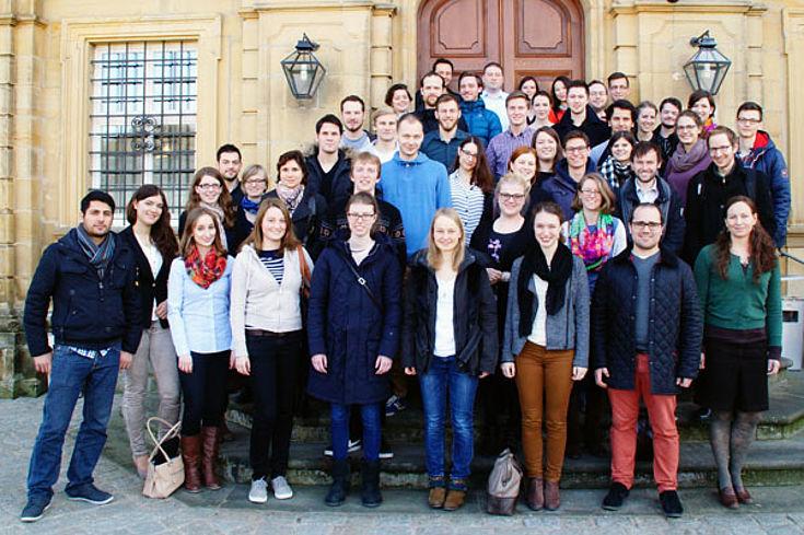 Die Teilnehmer des Fachforums Jura
