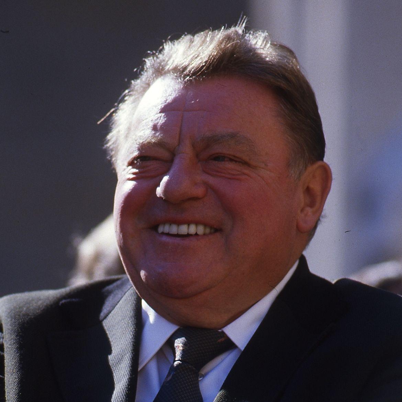 Franz Josef Strauß 1985