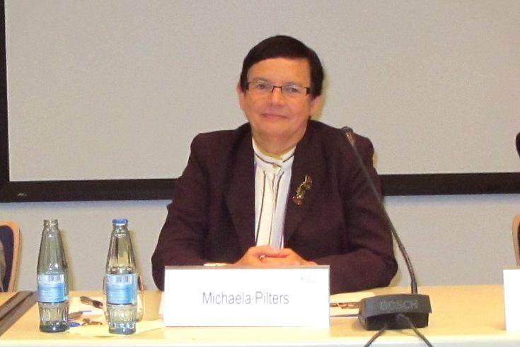 Michaela Pilters, Leiterin der Redaktion Kirche und Leben des ZDF